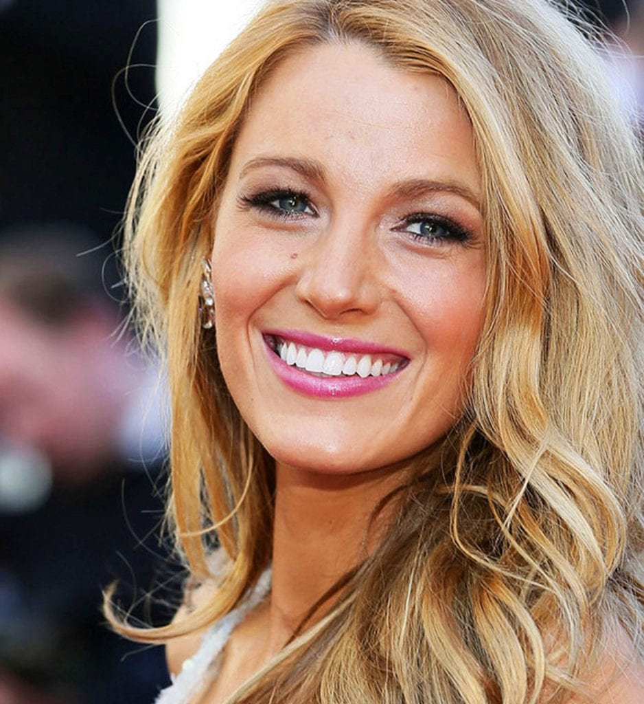 Blake Lively Spray Tan