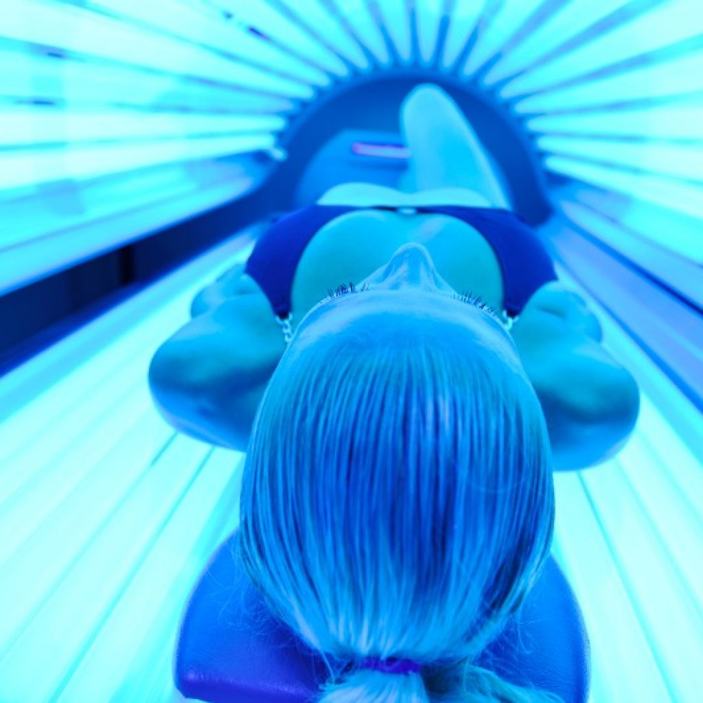 Dirty Sun Tanning Beds Can Cause Fungus