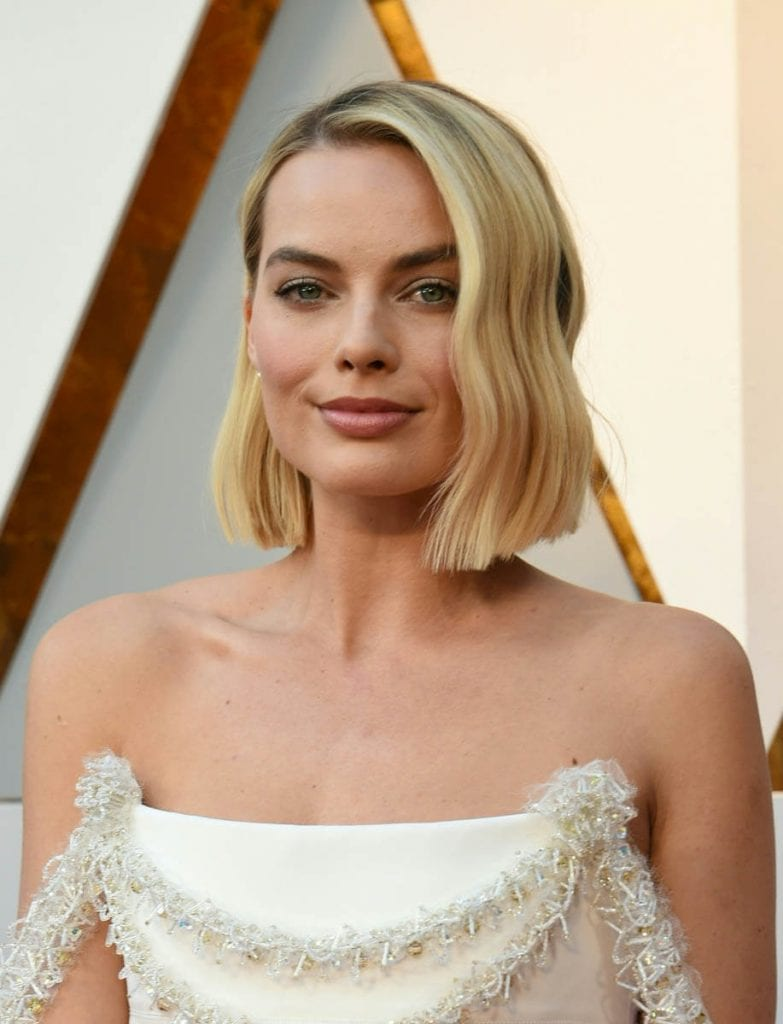 Margot Robbie Spray Tan