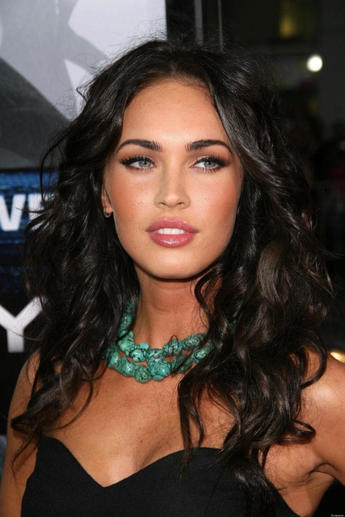 Megan Fox Spray Tan