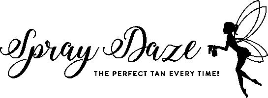 Spray Daze Tan (Logo)